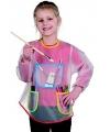 Kinder knutsel schort met zakken
