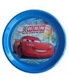 Kinder ontbijtbord cars 22 cm