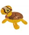Kleine opblaasbare schildpad 30 cm