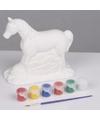 Knutsel set paard schilderen type 1