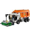 Lego city vuilniswagen