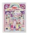 Luxe stickerboek glamour meiden
