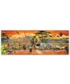 Mega puzzel safari 100 stukjes