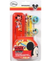 Mickey mouse school set 6 delig