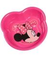 Minnie mouse schaaltje fuchsia 16 cm