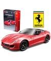 Modelauto ferrari 599 gto rood race play kit 1 32
