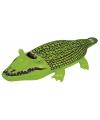Opblaas krokodil 165 cm
