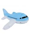Opblaasbaar vliegtuigje 30 cm