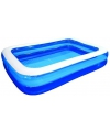 Opblaasbaar zwembad 262 x 175 cm