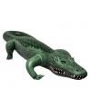 Opblaasbare deco krokodil 157 cm