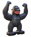 Opblaasbare levensechte gorilla 243 cm