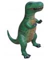 Opblaasbare levensechte t rex 41 cm