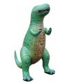 Opblaasbare levensechte t rex 94 cm