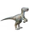 Opblaasbare levensechte velociraptor 130 cm