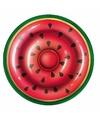 Opblaasbare mega watermeloen 187 cm
