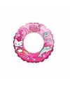 Opblaasbare zwemband hello kitty roze 51 cm