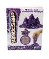 Paars magisch zand met glitters 454 gram