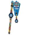 Paw patrol digitaal horloge blauw