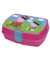 Peppa big lunchbox