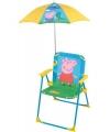 Peppa big stoel met parasol