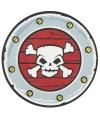 Piraten schild 52 x 15 cm