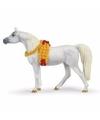 Plastic arabier paard merrie 14 cm