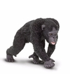 Plastic chimpansee 10 cm
