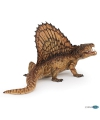 Plastic dimetrodon dinosaurus 16 cm