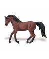 Plastic morgan paard merrie 15 cm