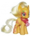 Plastic my little pony applejack speelfiguur 8 cm