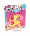Plastic my little pony poppetje fluttershy 8 cm