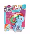 Plastic my little pony poppetje rainbow dash 8 cm