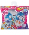 Plastic my little pony rainbow dash met vleugels 10 cm