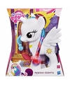 Plastic my little pony rarity speelfiguur 20 cm