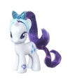 Plastic my little pony rarity speelfiguur 8 cm