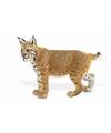 Plastic rode lynx 7 cm