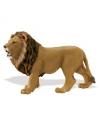 Plastic speelgoed leeuw 14 cm