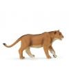 Plastic speelgoed leeuwin 16 cm