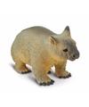 Plastic wombat 6 cm