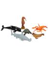 Plastic zeedieren 6 stuks