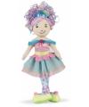 Pluche meisjes pop belisima ballerina 33 cm