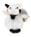Pluche stuiterbal koe