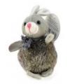 Pluche stuiterbal konijn