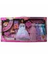 Pop lucy prinses met accessoires