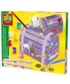 Prinsessen spaarpot bouwpakket