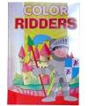 Ridders kleurboek