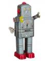 Robot 20 cm grijs