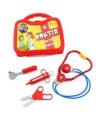 Rode dokterskoffer voor kinderen