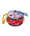 Rode plastic trommel