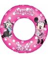Roze minnie mouse zwemband 56 cm
